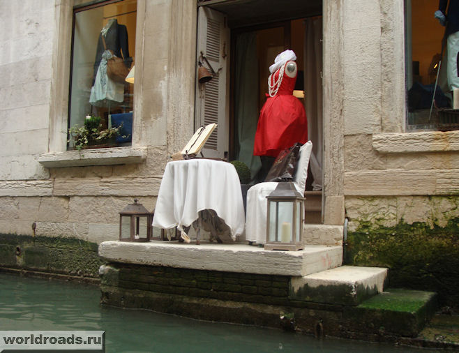 Венецианский магазин