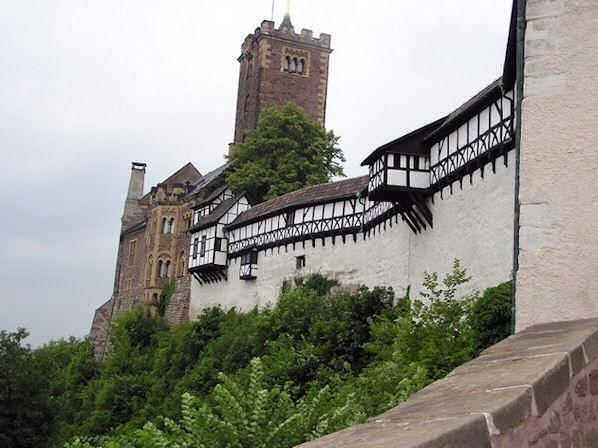 Вартбургский замок