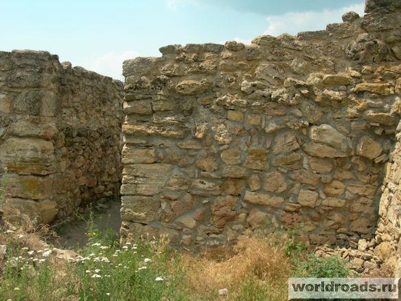 В древних лабиринтах Танаиса