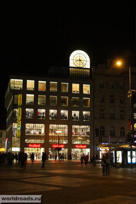 Современная Прага