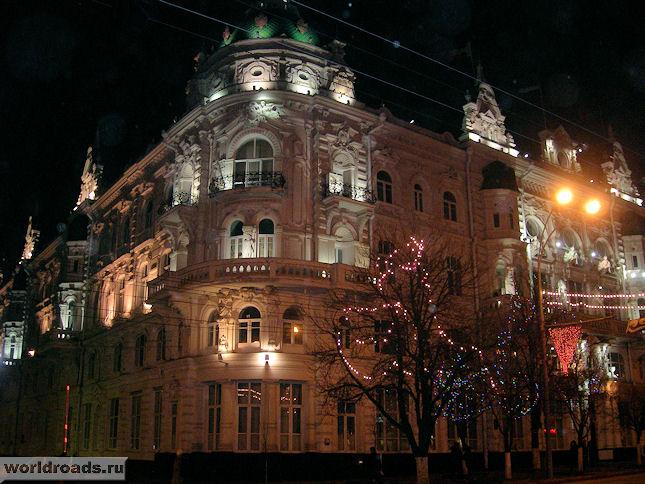 Здание мэрии Ростова-на-Дону