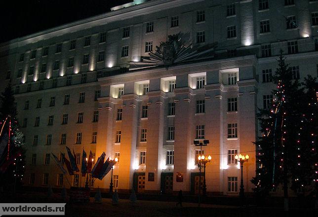 Здание правительства Ростовской области