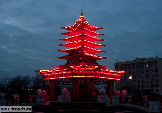 """Пагода """"7 дней"""""""
