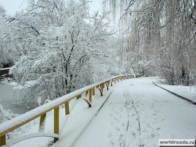 Ростов зимой
