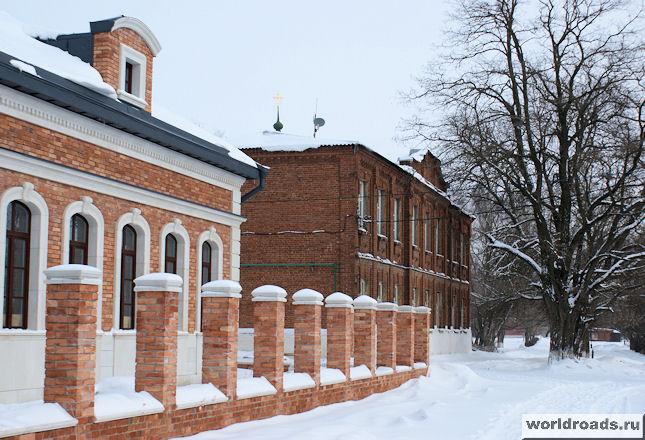 Здание почты в Старочеркасске
