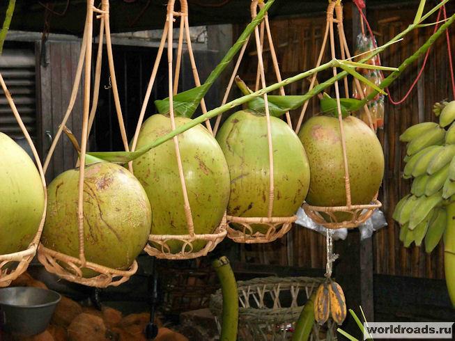 Ещё экзотические фрукты