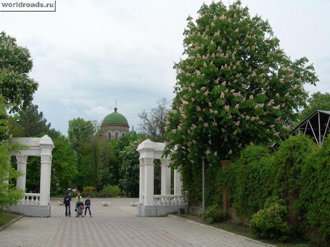 Центральный парк Новочеркасска
