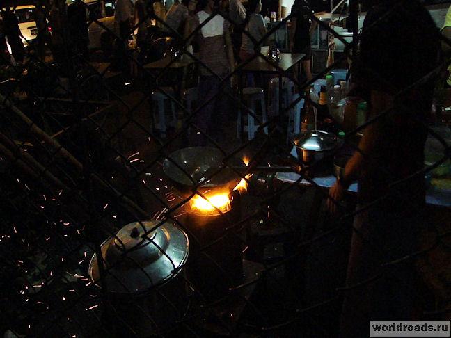 печка Мьянмы