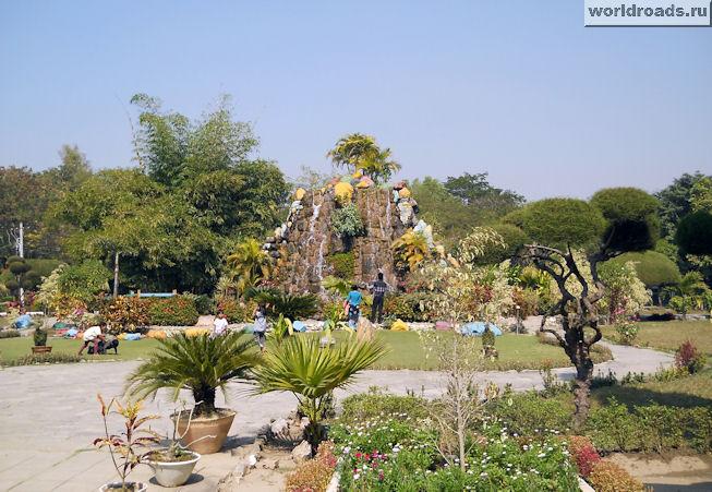 Мандалайский зоопарк
