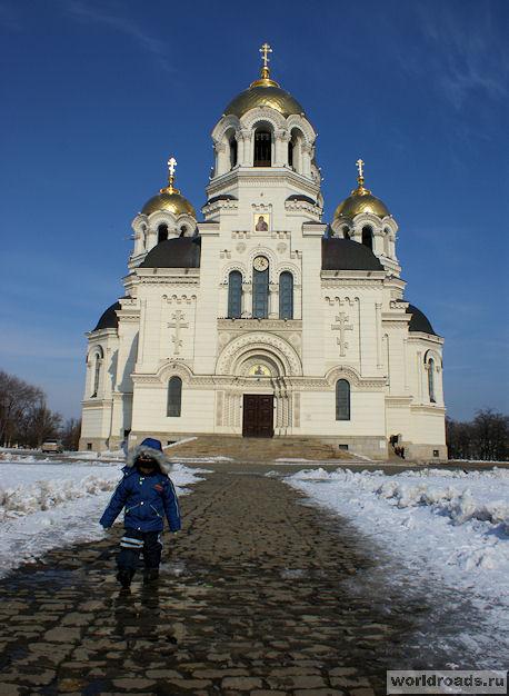 Вознесенский собор Новочеркасск