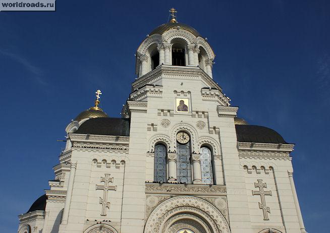 Вознесенский кафедральный собор. 2012 год