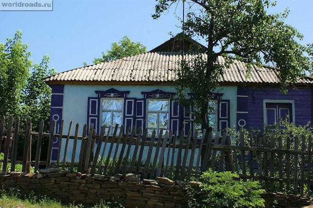 Дом станица Краснодонецкая