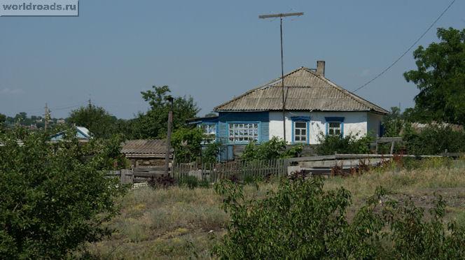 Домик в Краснодонецкой