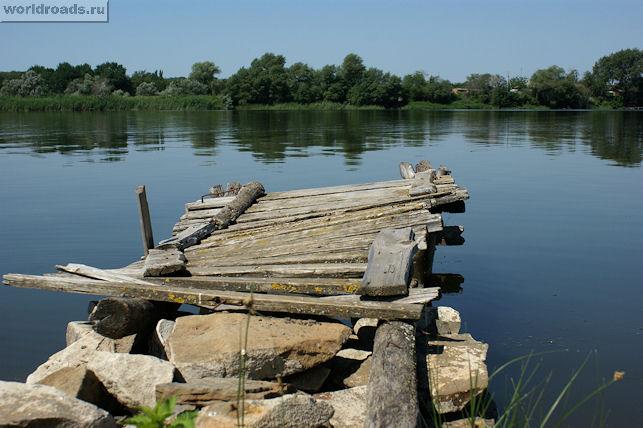 Рыбацкий мостик
