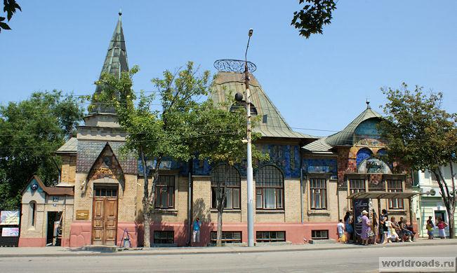 Музей градостроительства