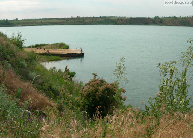 Самарское озеро