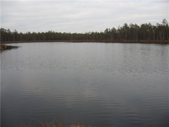 Озеро Чёртово