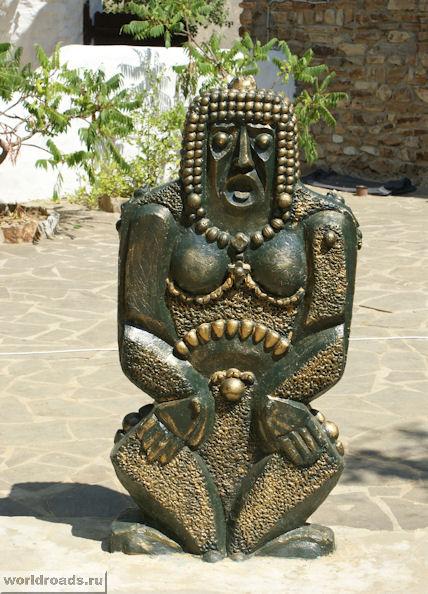 Скульптура в Эльдорадо