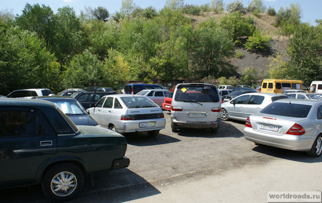Парковка в Эльдорадо