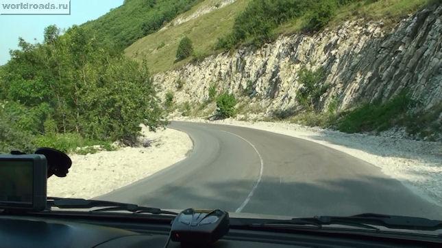Дорога вниз