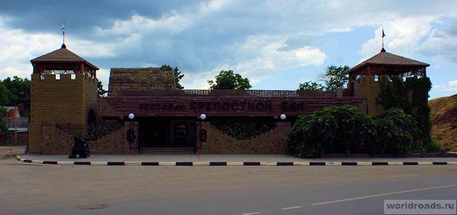 Ресторан Крепостной вал