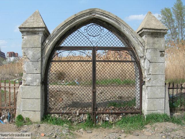 Сурб-Хач. Северные ворота