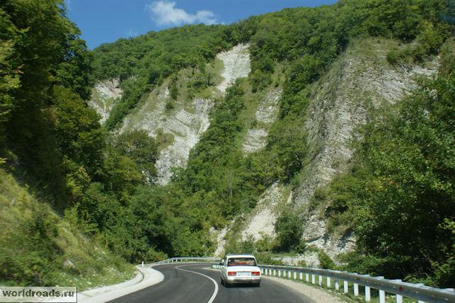 Дорога в Калеж