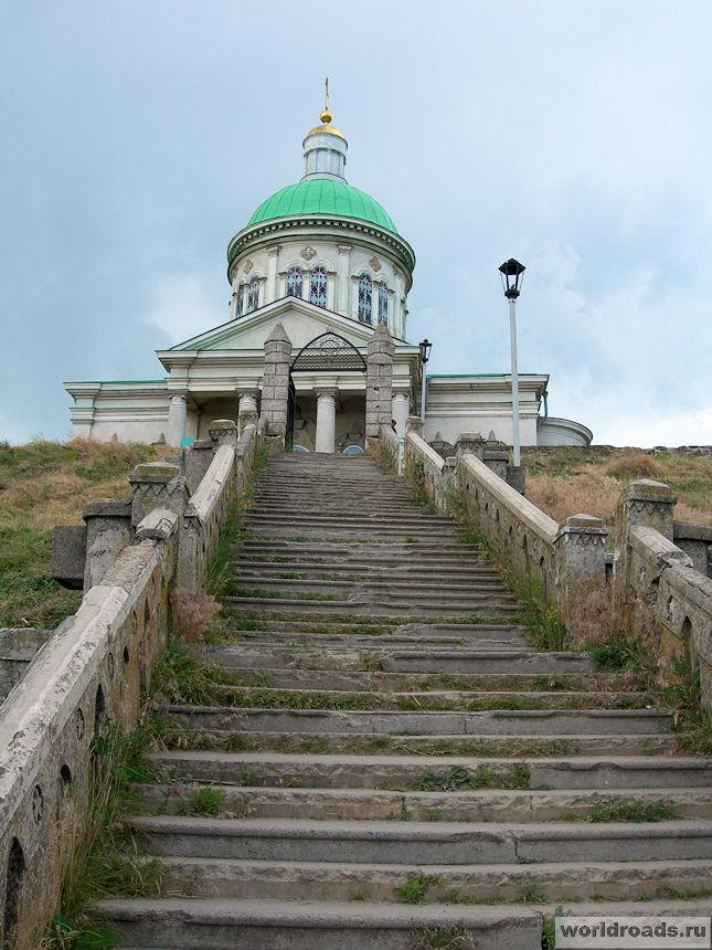 Лестница в Сурб-Хаче