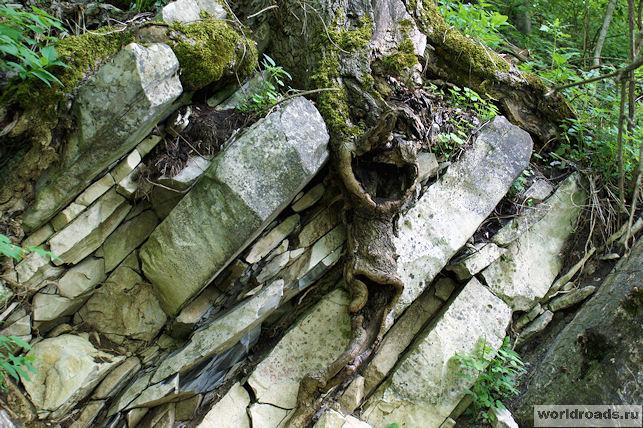 Чудо на скале