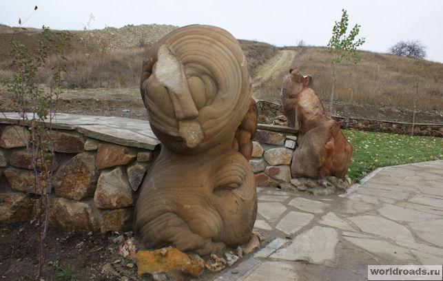 Камень-слоник