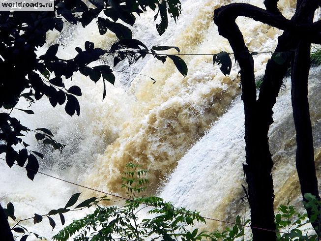 Водопады Pwe Kauk Falls