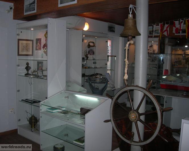 Морской музей в Геленджике