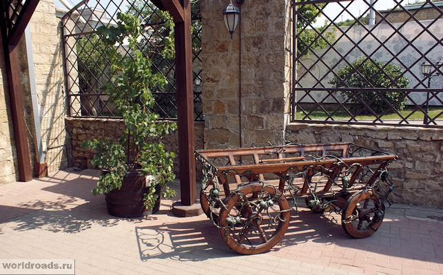Центр винного туризма Абрау-Дюрсо