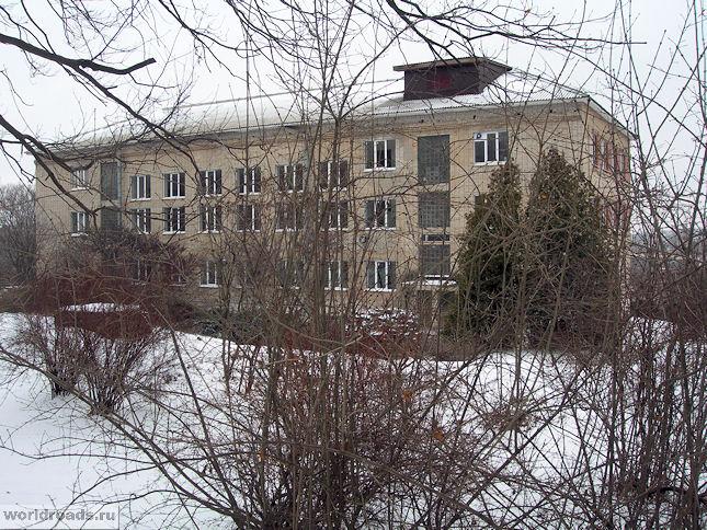 Администрация Ботанического сада Ростова-на-Дону