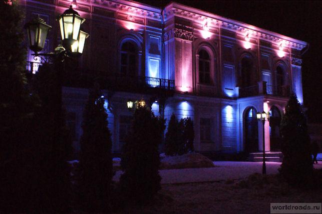 Атаманский дворец Новочеркасск