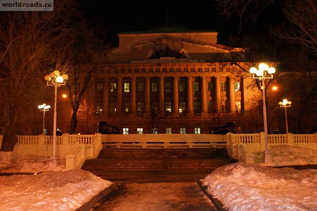 Здание Банка на Соколова