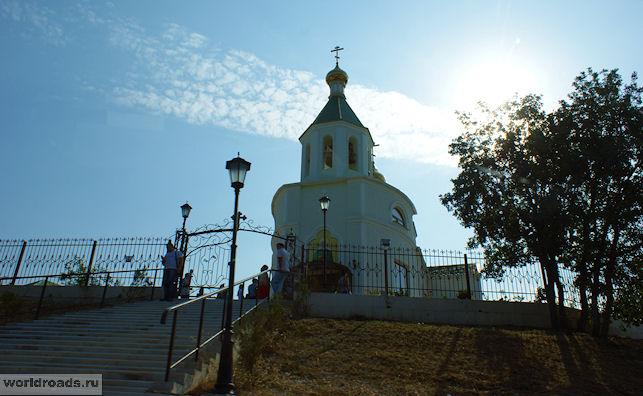 Церковь Св. Ксении Петербургской