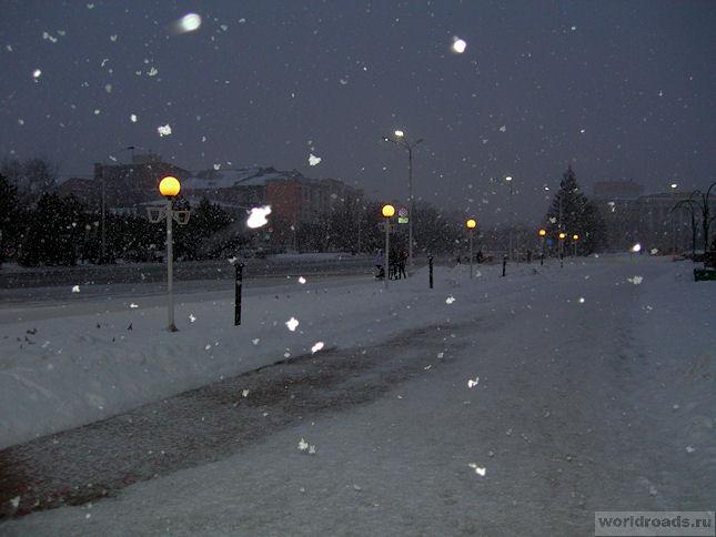 Новочеркасск зимой