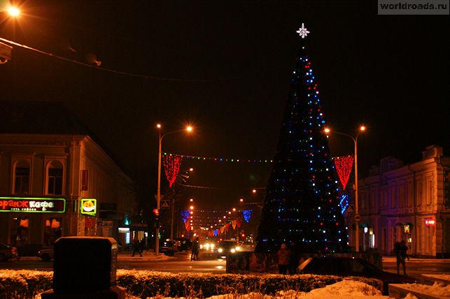 Новогодний Новочеркасск