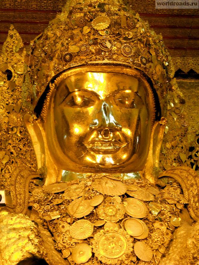 Статуя Махамуни