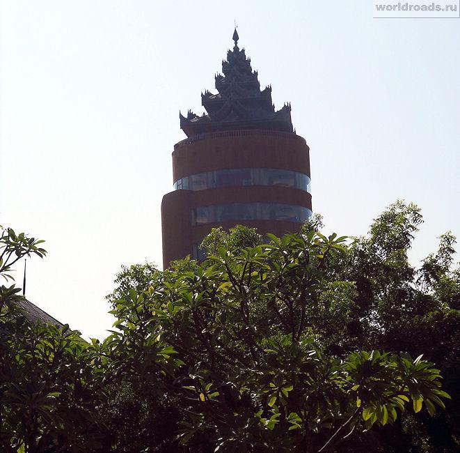 Башня Багана