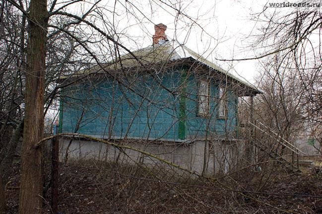 Дом в Старочеркасске с совами