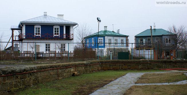 Дома Старочеркасска