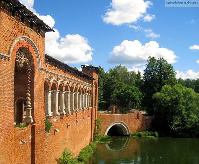 Мост в Марфино