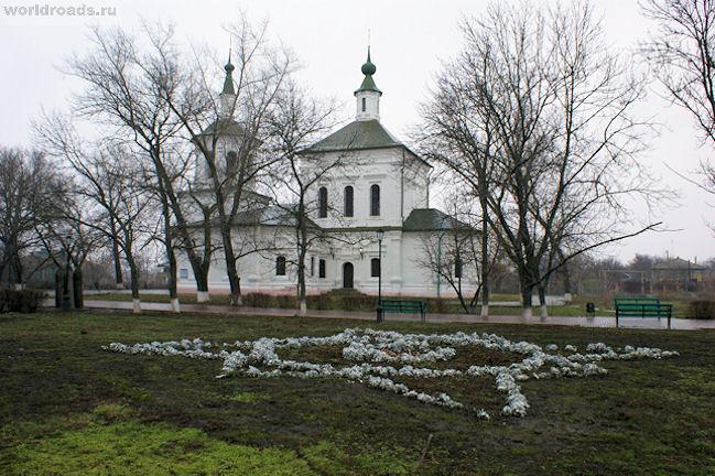Старочеркасск, Петропавловская церковь