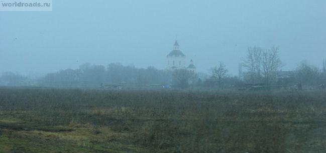 Старочеркасск, Ратнинская церковь