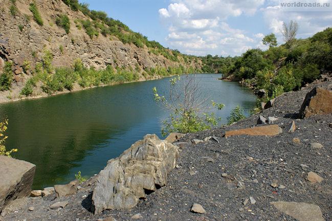 Красносулинский каньон