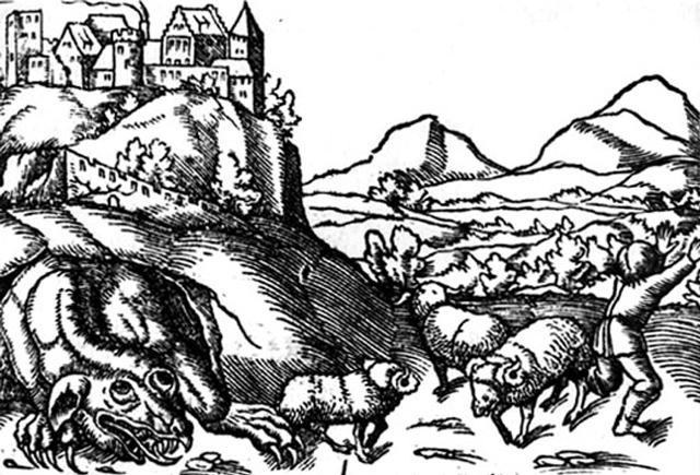 Вавельский дракон